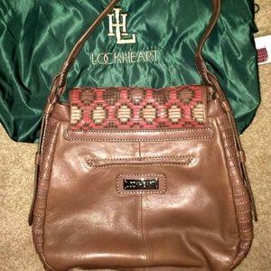 Lockheart Bags - Rare Vintage Lockheart Shoulder/Crossbody
